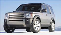 Land Rover LR3.